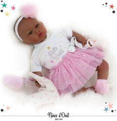 Nines 36432 Reborn Premium Addis ballerina