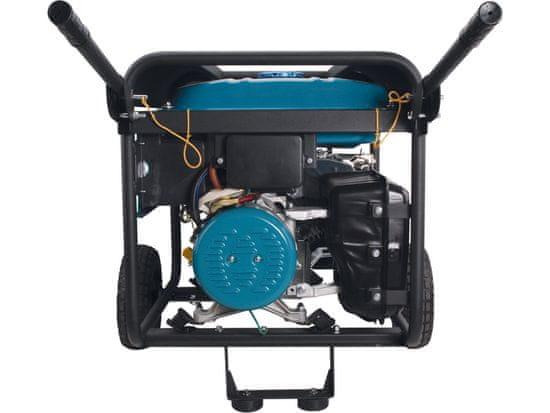 Heron Elektrocentrála se svářečkou 220A, benzínová 14HP/5,5kW