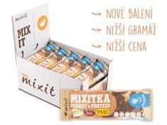 Mixit Mixit ka bez lepku - Arašidy + Protein (Varianta 20 ks)