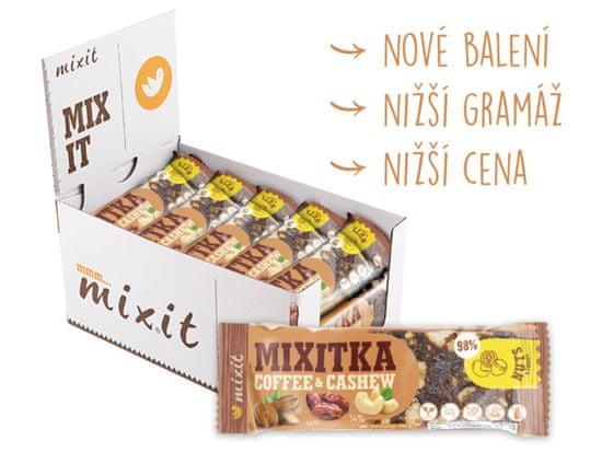 Mixit Mixitka bez lepku - Káva + Kešu