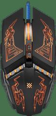 Defender Optična gaming miška Halo Z GM-430L