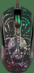 Defender Optična gaming miška Invoker GM-947, 1200-3200dpi, 5 gumbov