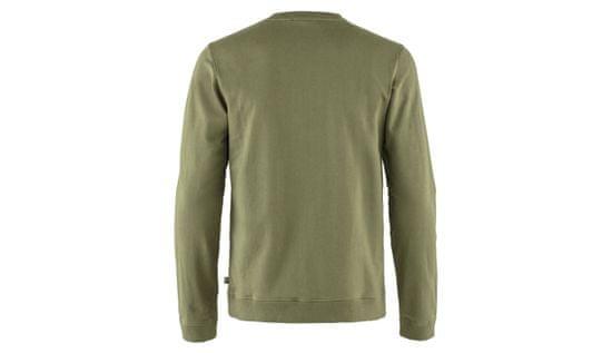 Fjällräven Mikina Verdag Sweater M Green farba zelená | veľkosť M