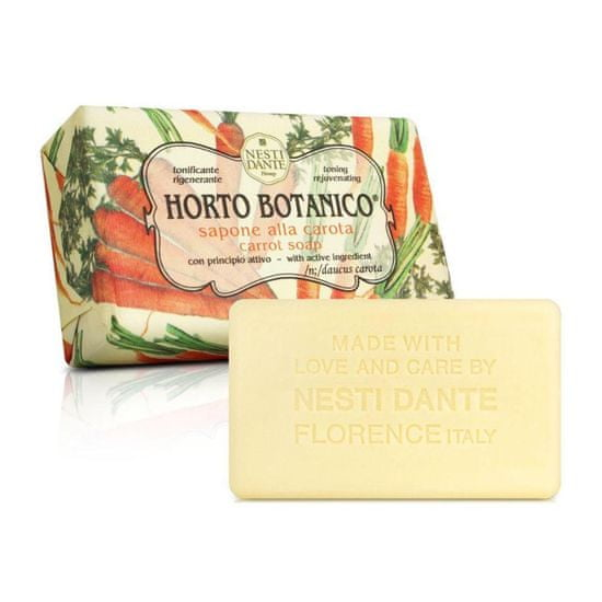 Nesti Dante mýdlo Horto Botanico Carrot 250g