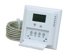 Ecosun Programovateľný termostat VTM 3000 s podlahovou sondou