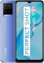 VIVO Y21, 4GB/64GB, Metallic Blue