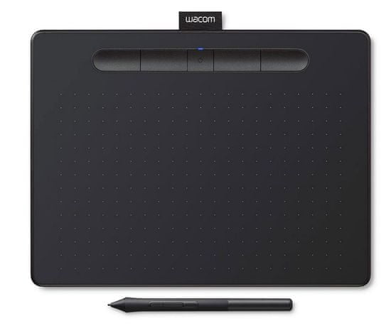 Wacom Intuos M Bluetooth, čierna (CTL-6100WLK)