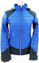 MAYA MAYA Ženska športna, treking, smučarska jakna - Takisha jacket s Primaloft izolacijo, modra, XS