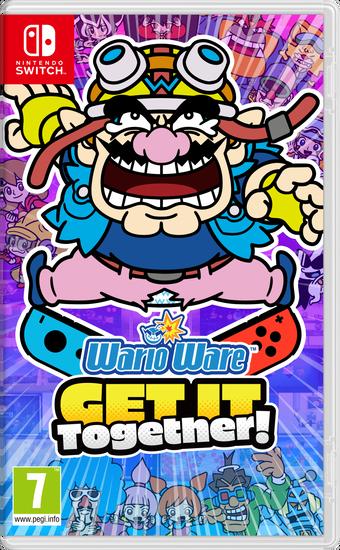 Nintendo Warioware: Get It Together igra (Switch)