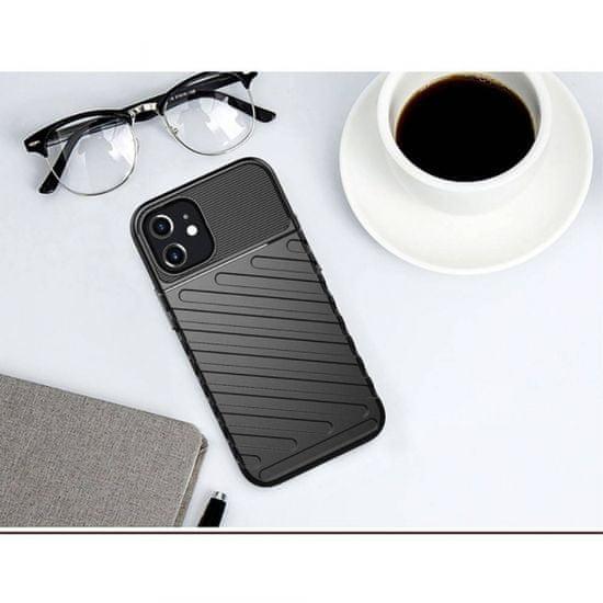 Tunder Armor futrola za Samsung Galaxy A22 A226 5G, silikonska, crna