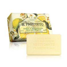 Nesti Dante přírodní mýdlo Citrus s bergamotem 250g