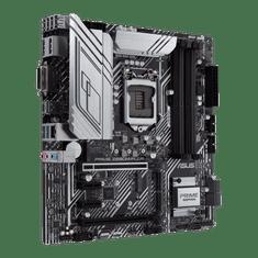 Asus Prime Z590M-Plus osnovna plošča, LGA1200, USB-C, mATX (90MB1690-M0EAY0)