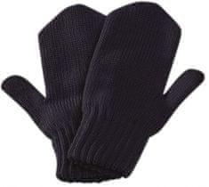Maximo dětské vlněné palčáky BILL černé 79377-055197 1 černá