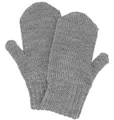 Maximo dětské vlněné palčáky BILL 79377-055197_1 1 šedá