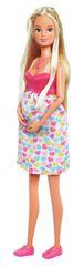 Simba Punčka Steffi New Born Baby, z zvokom