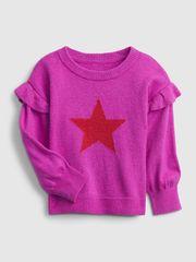 Gap Dětský svetr s hvězdou 3YRS