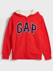 Gap Dětská zateplená mikina s logem M