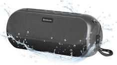 Defender G32 prenosni zvočnik, BT/FM/USB/TF/AUX/TWS/IP56, črna