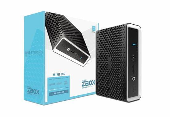 Zotac ZBOX CI662 nano (barebone) mini računalo (ZBOX-CI662NANO-BE)