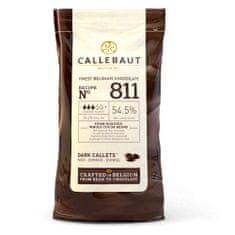 Kvalitní belgická čokoláda 1kg 54,5% 811