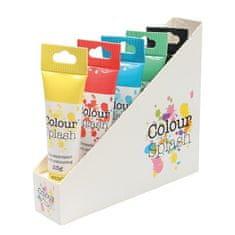 Sada gelových barev - 25g x 5ks