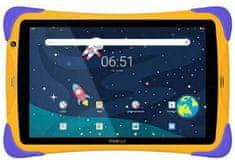 PRESTIGIO SmartKids Up, žluto - fialový