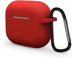 EPICO Outdoor Cover Airpods 3, červená (9911101400013)