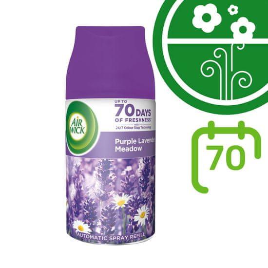 Air wick Freshmatic Max punjenje za osvježivač zraka Purple Lavender Meadow, 250 ml