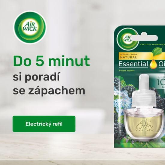 Air wick Electric utántöltő Life Scents Erdei patak 19 ml