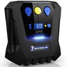MICHELIN Kompresor Fast Flow 3.5bar 12V - digitální měřič tlaku / programovatelný