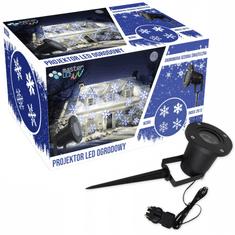master LED Zunanji LED projektor snežinke IP44 4W