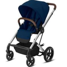 Cybex otroški voziček Balios S Lux SLV 2021, Navy Blue