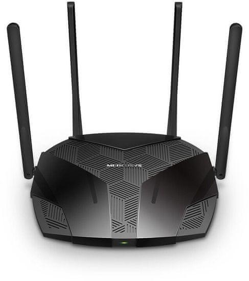 Mercusys WLAN MR70X AX1800 WiFi6 bežični usmjerivač