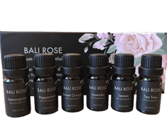 BALIROSE Esenciální oleje set 6 x 10 ml