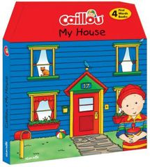 Caillou, My House
