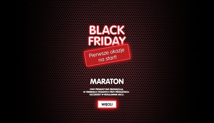 MARATON BLACK FRIDAY