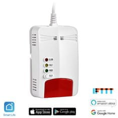 iQtech iQtech SmartLife GS01W, Wi-Fi detektor plynu