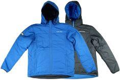 MAYA MAYA Obojestranska zimska moška bunda - Protec Jacket, Primaloft Gold izolacija, modra ali črna, XL