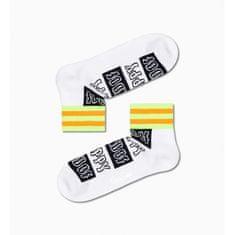 Happy Socks Ponožky Happy Stripe Mid High Sock (ATHAS13-1300) - velikost M