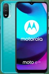 Motorola Moto E20, 2GB/32GB, Aquarius