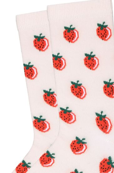 Bross Dámske ponožky ovocie 19711