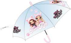 """Eplusm Automatikus esernyő """"Na! Na! Na! Surprise"""" - rózsaszín"""