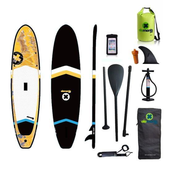 Elements Gear Java 106 nafukovací paddleboard + obal na mobil a lodní pytel