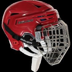 Bauer Prilba BAUER RE-AKT 150 COMBO SR M - Red