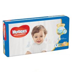 Huggies ultra comfort Jumbo 4 / 50ks