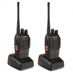 Baofeng Sada 2ks UHF vysílaček BF-888S