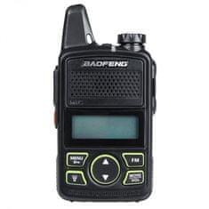 Baofeng Mini UHF vysílačka BF-T1
