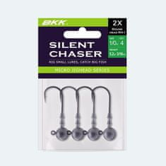 BKK: Jigová hlavička Silent Chaser Round Head RH-1 5,2g Velikost 1/0 4ks