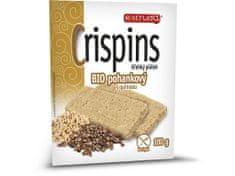 EXTRUDO Bio Cereální křehký chléb Crispins pohankový 2x50g