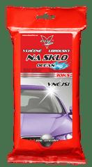 Clean Fox Ubrousek- NA SKLO - vnější, 30ks